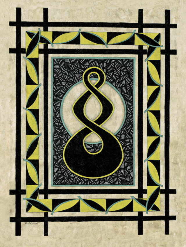 Eternity by Artist Carla Crow