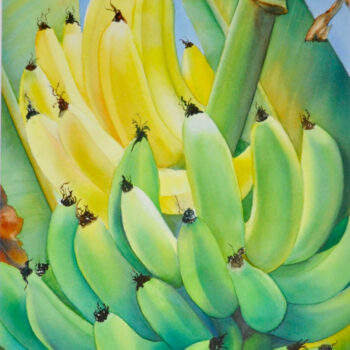 Gone Bananas by Artist Carmen Gardner