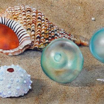 Life's a Beach by Artist Carmen Gardner