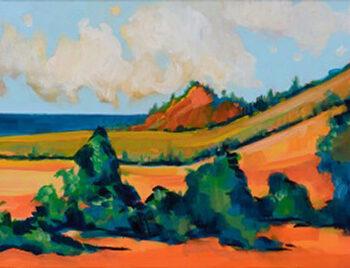 Hana Ranchland by Artist Ed Lane