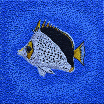 Tinker Bufferfly Fish by Artist Craig Allen Lawver