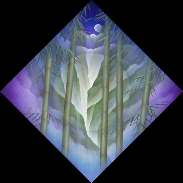 Bamboo Dreams by Artist Dux Missler