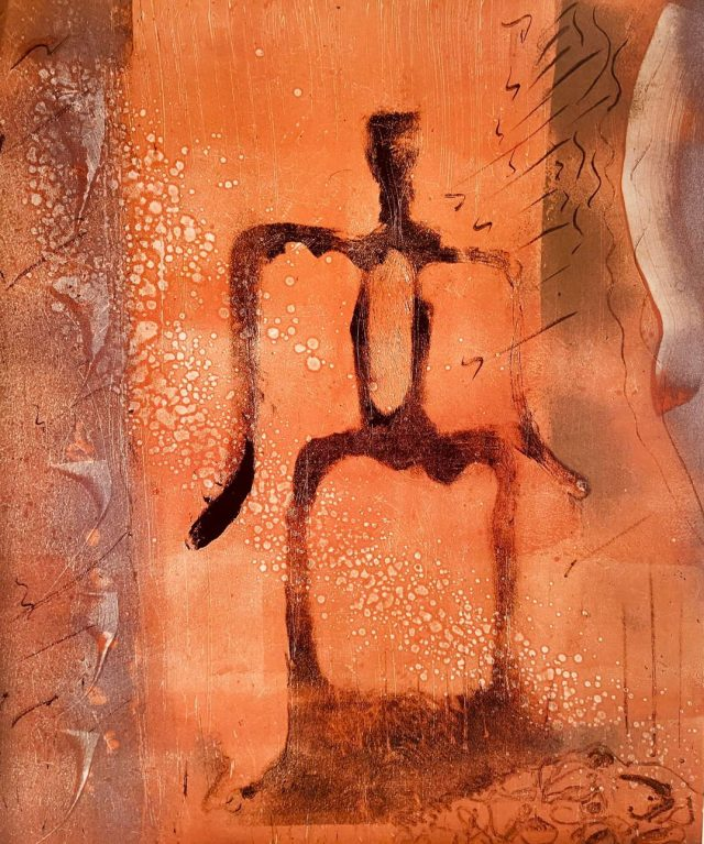 Kane by Artist Sue Nash