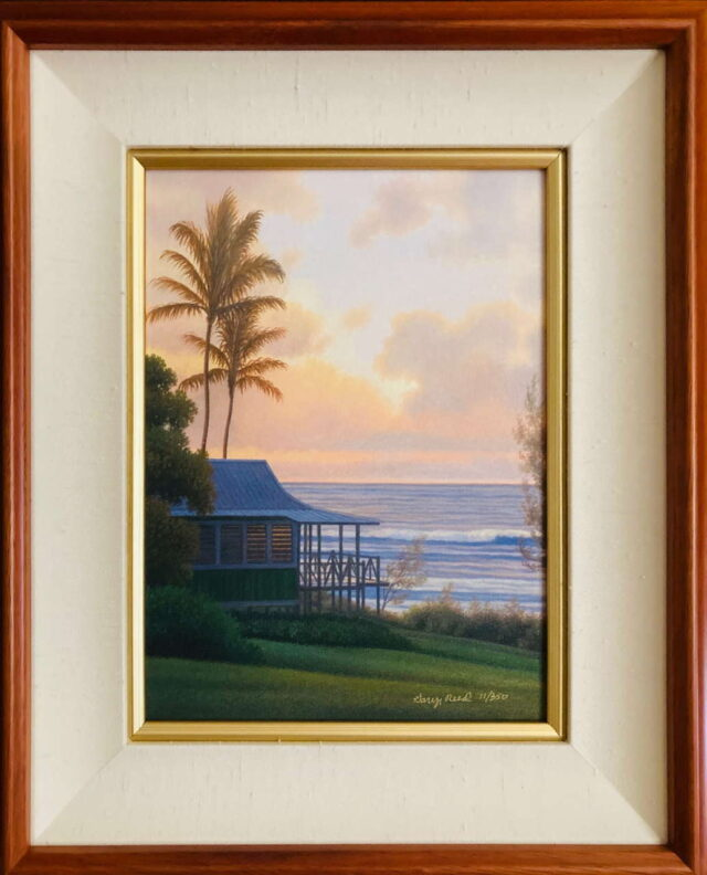 Hana Solitude by Artist Gary Reed