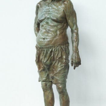 Hand Sculpted Bronze by Artist James Stewart