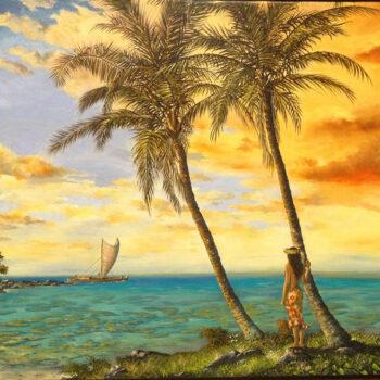 Spirit of Aloha by Artist George Aldrete