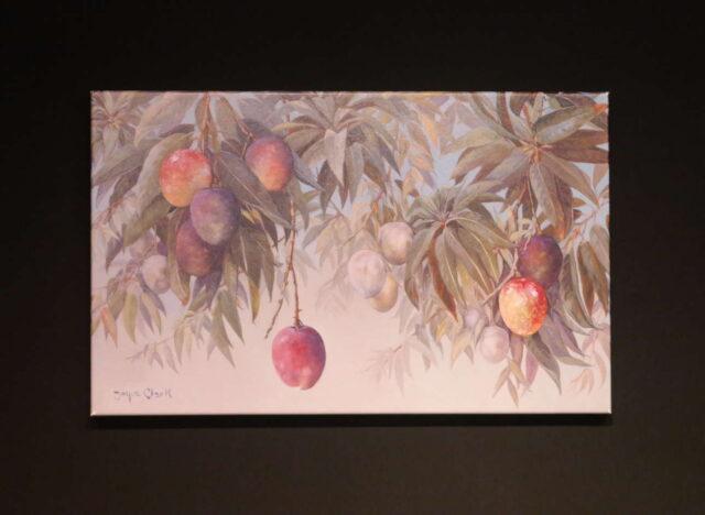 Maui Mangos by Artist Joyce Clark