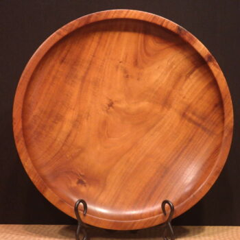 Koa Platter by Artist Kelly Dunn