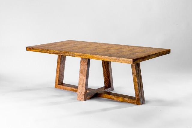 Mango Coffee Table by Artist David Fitch