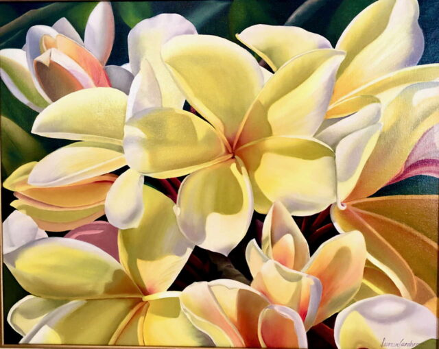 Scented Sunshine by Artist Carmen Gardner