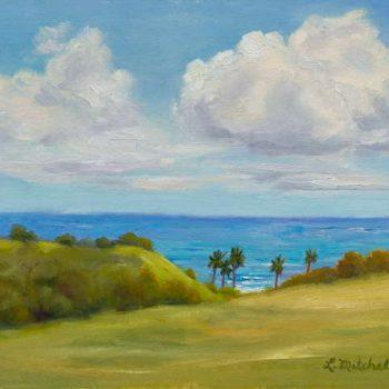 Breathe Deep by Artist Linda Mitchell