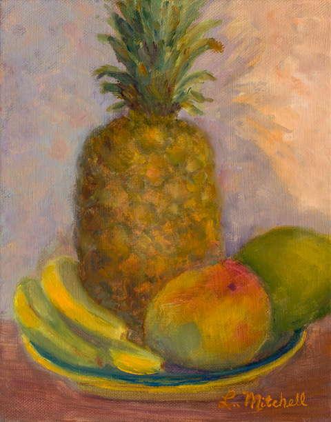 I Miss Maui by Artist Linda Mitchell