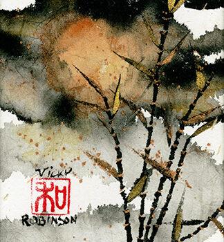 Bamboo Moon by Vicky Robinson