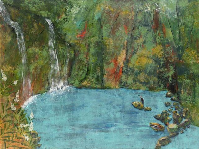 Three Bears Falls by Vicky Robinson