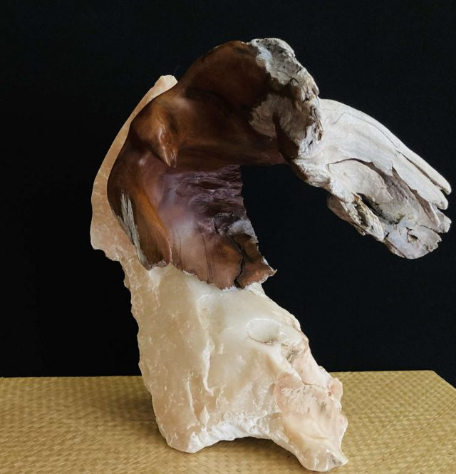 Hand Sculpted by Artist Bruce Turnbull