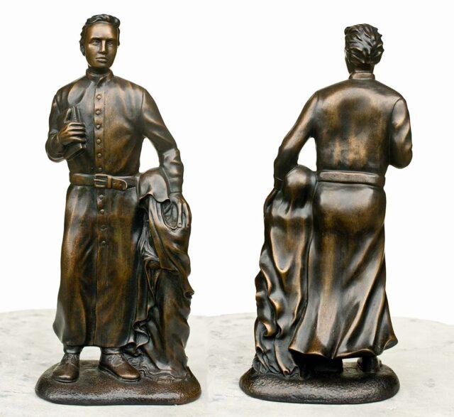 Limited Edition Bronze Sculpture by Artist Dale Zarrella