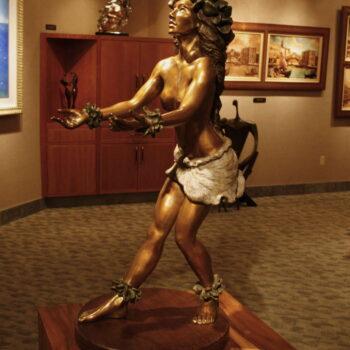 Dale Zarrella Sculpture