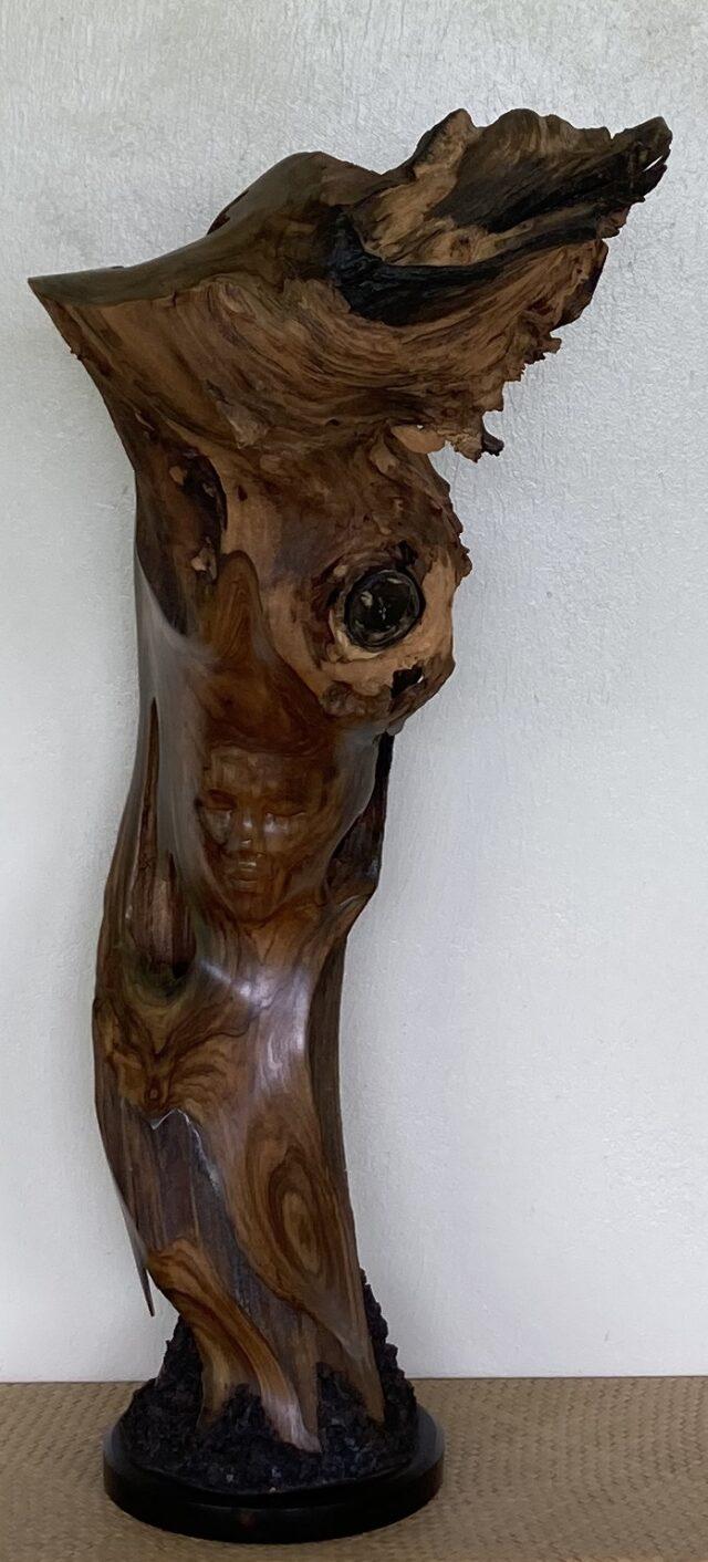 Handcarved Sculpture by Dale Zarrella