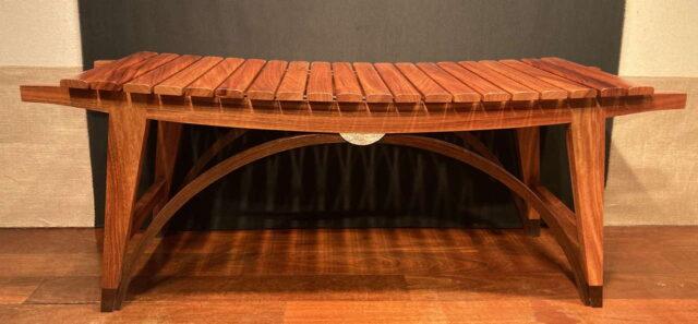 Hawaiian Heirloom Furniture by Artist Stephen Hynson