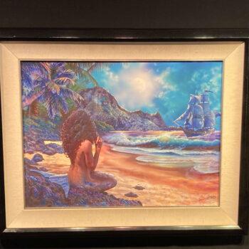 Limited Edition Giclee by Steve Sundram