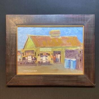 Original Oil by Artist Joe Fletcher