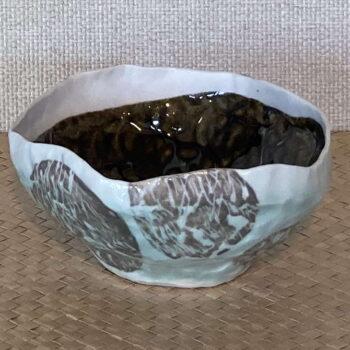 Hand Built Porcelain by Artist Ausrine Kerr