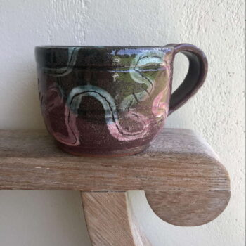 Ceramic Stoneware by Artist Ausrine Kerr