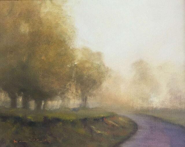 Original Oil by Artist Kari McCarthy