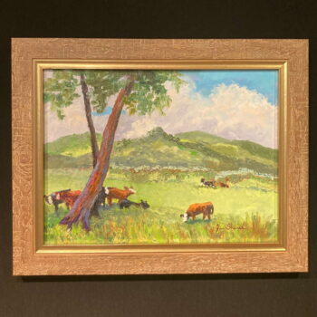 Original Oil by Artist Jan Shaner