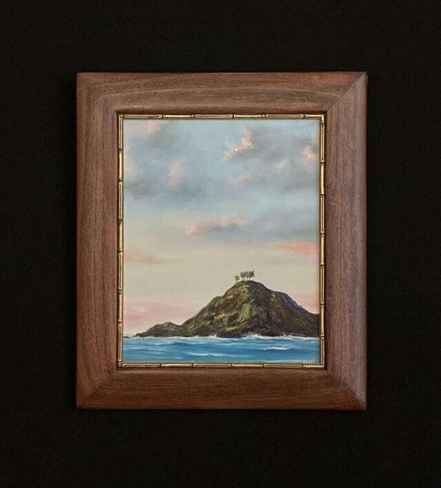 Original Oil by Lani Aldrete