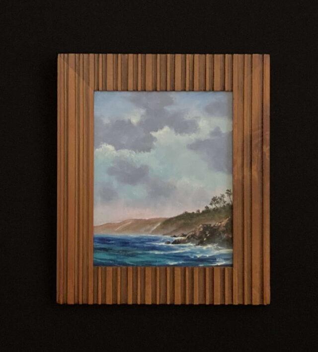 Original Oil by Artist Lani Aldrete