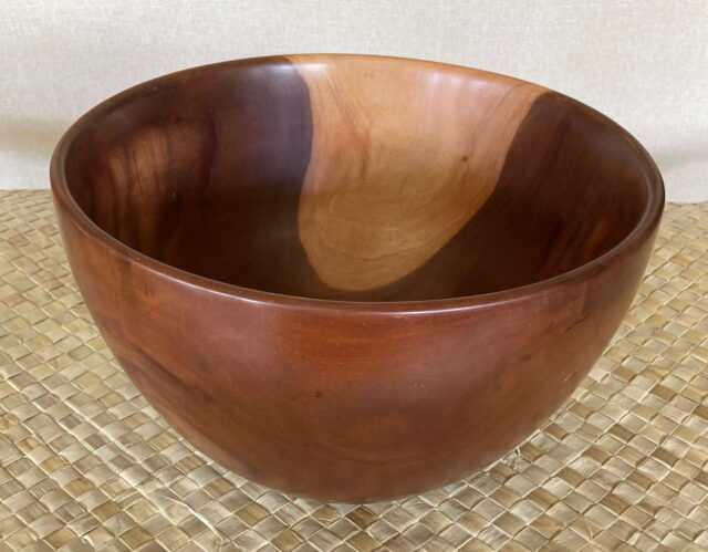 Woodturnings by Parker and Debbie Nicholson