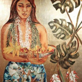 Sigal Choucroun Original Watercolors