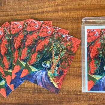 Ed Lane Aloha Greeting Card Set